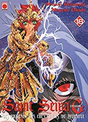 Saint Seiya episode G Vol.18