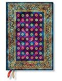 Paperblanks 2019 Agenda de poche avec ruban marque-page & poche intérieure, semainier pour semaine (vertical) Midi (180 x 130 mm)
