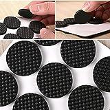 Möbel Pads rutschfeste Pad Fußdecke selbstklebend Pads 9teilig 27mm