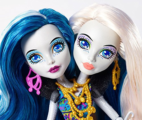 Image of Monster High Great Scarrier Reef Peri and Pearl Serpentine Doll