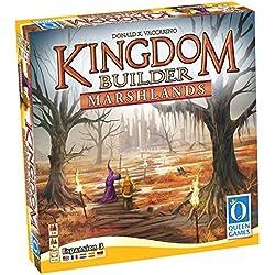 Queen Games 10072 - Kingdom Builder Erweiterung 3: Marshlands Brettspiel Kingdom Builder