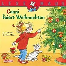 LESEMAUS: Conni feiert Weihnachten