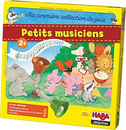 HABA 301351 - Ma première collection de jeux - Petits musiciens