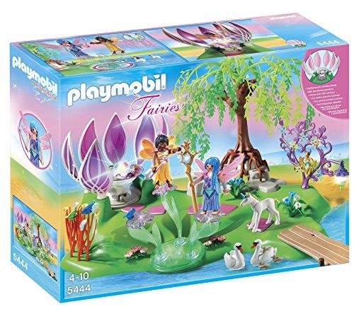 Playmobil Hadas - Isla Las Hadas Fuente Piedras Preciosas