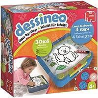 Jumbo Spiele 19573 Dessineo Zeichnen, Spiel