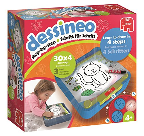 Dessineo 19573 My First Game To Learn To Draw Learning Aid