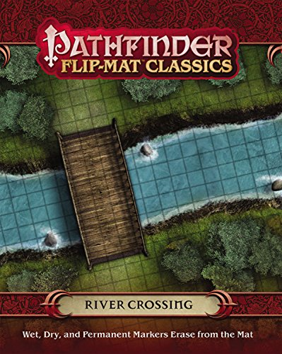 Dragons River (Pathfinder flip-mat Classics: River Crossing)