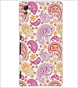 PrintDhaba Pattern D-5278 Back Case Cover for SONY XPERIA Z4 (Multi-Coloured)