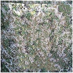 Lona Impermeable Avistamiento De Aves De La Selva Camuflaje Digital Sombrilla para Exteriores Camuflaje Red Decorativa para Car Garden Techo Camuflaje Tienda,A-6X6