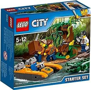 LEGO - 60157 - City Jungle Explorers - Starter set della Giungla