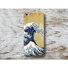 Great wave off kanagawa Custodia Case per iPhone 4 5 5s SE X 6 6s 7 8 Plus Samsung Galaxy s8 s7 s6 s5 A5 A3 J5 Note Huawei P10 P9 P8 lite mate LG G6 G5 G4 Moto G5 G4 Oneplus Sony Z5 Z3 M5 M4 HTC 10 M9