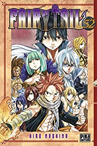 Fairy Tail Edition simple Tome 52