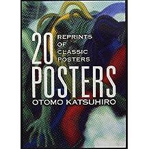 Otomo Katsuhiro 20 posters : reprints of classic posters