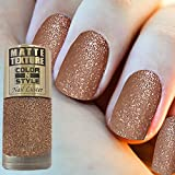 COLOR N STYLE MATTE GLITTER 38