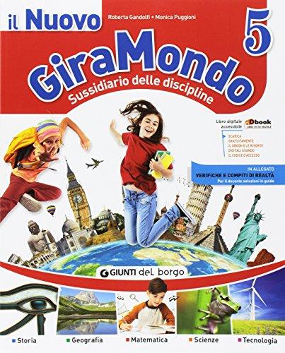 Nuovo giramondo. Per la Scuola elementare. Con e-book. Con espansione online: 2
