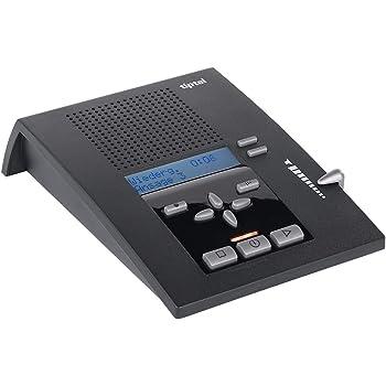 Festnetztelefone & Zubehör Tiptel 215 Digitaler Anrufbeantworter Mit Clip-funktion