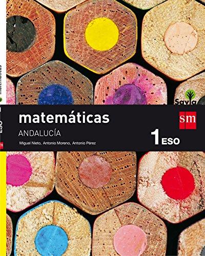 Matemáticas 1 ESO Savia Andalucía
