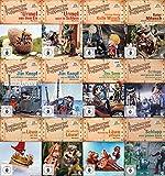 Augsburger Puppenkiste - Mega Collection - Urmel + Jim Knopf + Das Sams + Schlupp + Kater Mikesch +...