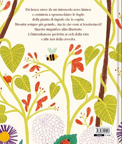 scaricare ebook gratis La farfalla e il fagiolo PDF Epub