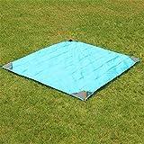 Giow Kleine Kugel Teppich-Ultraleicht Outdoor Camping Matte Picknickdecke Teppich Wasserdicht Schaum Strand Matratze Pad Schlaf Isomatte Zelt Pad140X200CM