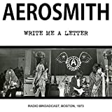 Aerosmith: Write Me a Letter - Radio Broadcast 1973 (Audio CD)