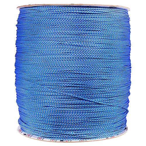 PARACORD PLANET 1.8 MM Dyneema Speed Lace - Unbreakable and Lightweight Fiber