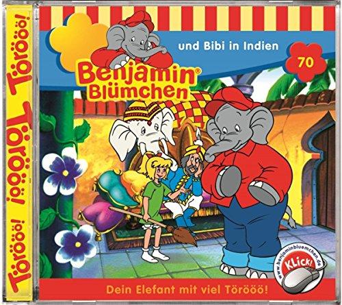 Folge 70: Benjamin und Bibi in Indien