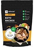 Ketofy - Keto Nachos (250g) | Lightly Spicy Tex Mex Nachos | 100% Sugar Free | Gluten Free