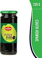 Del Monte Black Pitted Olive, 235g