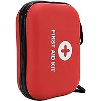 Fostoy Erste Hilfe Set, 120 Teiliges Mini Erste Hilfe Set Praktisches Zubehör, Wasserdichtes und Tragbares Erste-Hilfe…