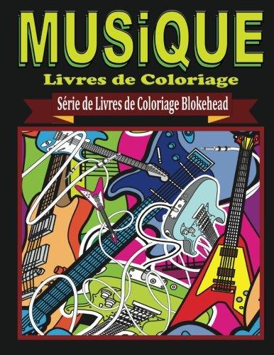 Musique Livres de Coloriage