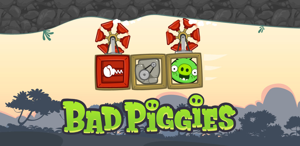 Image of Bad Piggies HD Free (Kindle Tablet Edition)