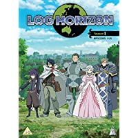 Log Horizon S1 Collection