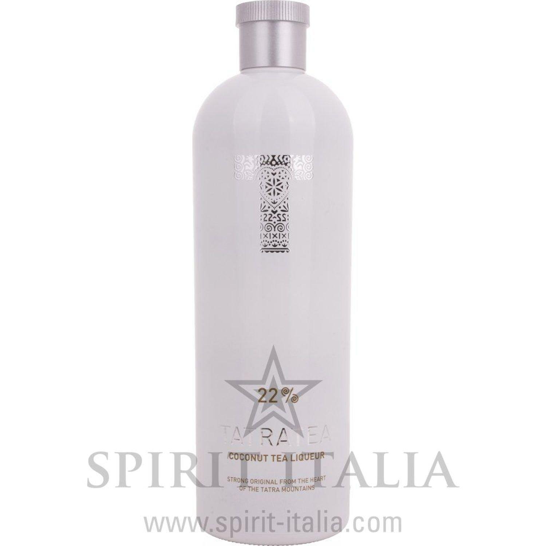 TATRATEA Coconut Tea Liqueur 22,00 % 0.7 l.