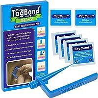 Deluxe Mikro-TagBand-Hautentferner-Set mit extra Bändern und Aufbewahrungsbox preisvergleich bei billige-tabletten.eu