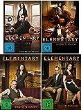 Elementary - Staffel 1-4 (24 DVDs)
