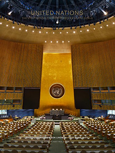 United Nations : the story behind the headquarters of the world par Ake E:son Lindman