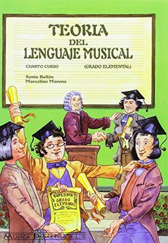 Teoría del lenguaje musical, IV curso, grado elemental