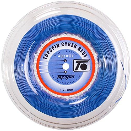 Topspin Saitenrolle Cyber, Blau, 220 m, 0395000120200010
