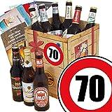 DDR Bierbox | Bier Geschenk Box | Geburtstag 70 | Geburtstagsgeschenke Vati