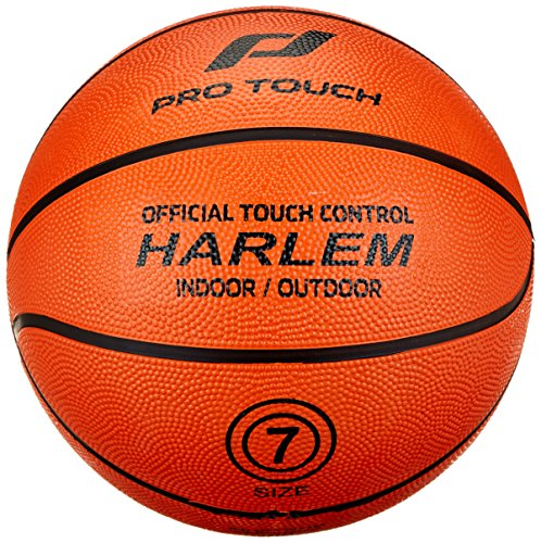Pro Touch Basketball Harlem, Orange, 5
