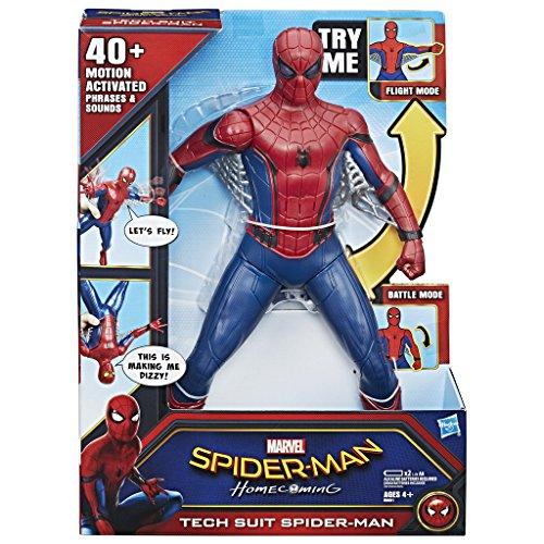 Spider-Man - Personaggio Interattivo, B9691103