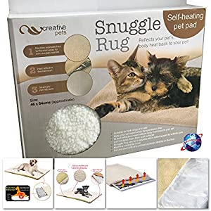 Denny-International-Snuggle-Rug-Self-Heating-Dogs-Cats-Puppys-Pet-Pad-Washable-Winter-Size-64cm-x-46cm