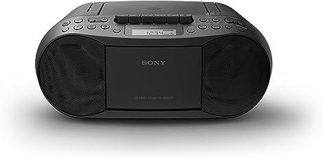 Sony CFD-S70 Boombox (Black)