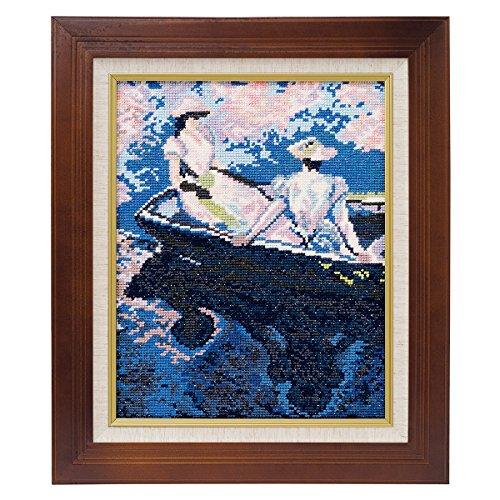 Stickerei-kit 877 (beige)-Kunst-Galerie