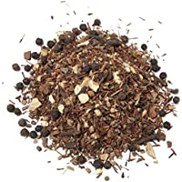 Aromas de Té - Té Infusión Rooibos Chairooibos Chai sin Teína con Anís, Jengibre, Pimienta Negra, Cardamomo, Canela y Clavo a Granel, 100 gr.