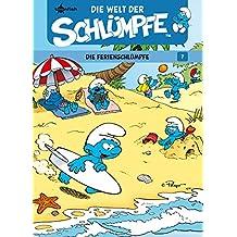 Die Welt der Schlümpfe Bd. 7 – Die Ferienschlümpfe