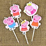 Happy Birthday Candle/ Peppa Pig Scented Theme Candle/ Peppa Pig Party Supplies/ Peppa Pig Decoration/Peppa Pig /Happy Birthday Theme/Peppa Pig Theme