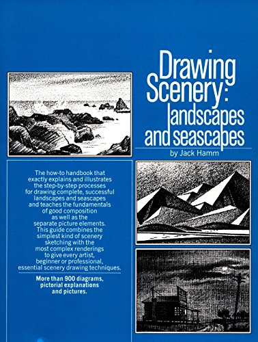 Drawing Scenery: Seascapes and Landscapes: Seascapes Landscapes: Landscapes and Seascapes Jack Kit