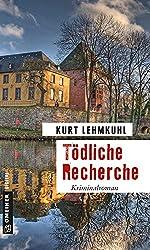 Tödliche Recherche: Kriminalroman (Kriminalromane im GMEINER-Verlag)